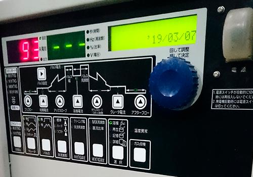 デジタルTIG溶接機
